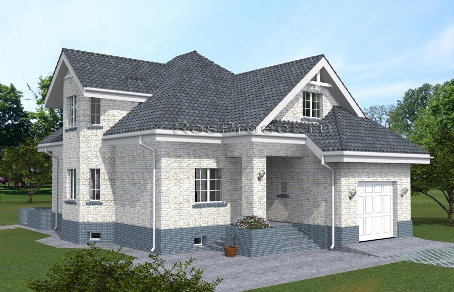 Что лучше одноэтажный дом или коттедж с мансардой 12