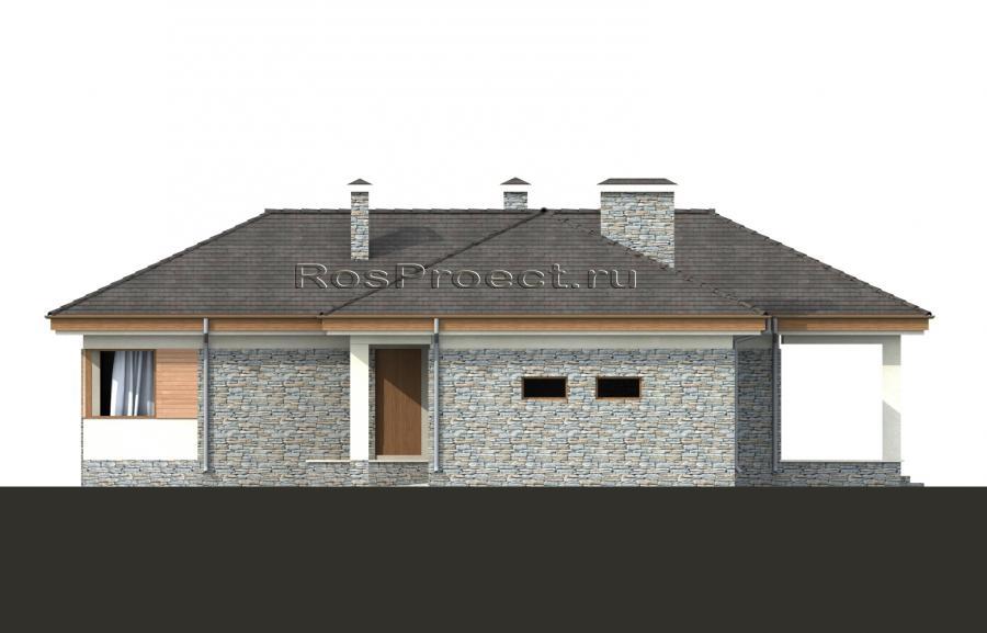 Схема разводки одноэтажного дома фото 856