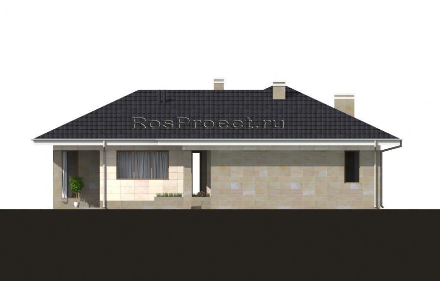 Схема разводки одноэтажного дома фото 933