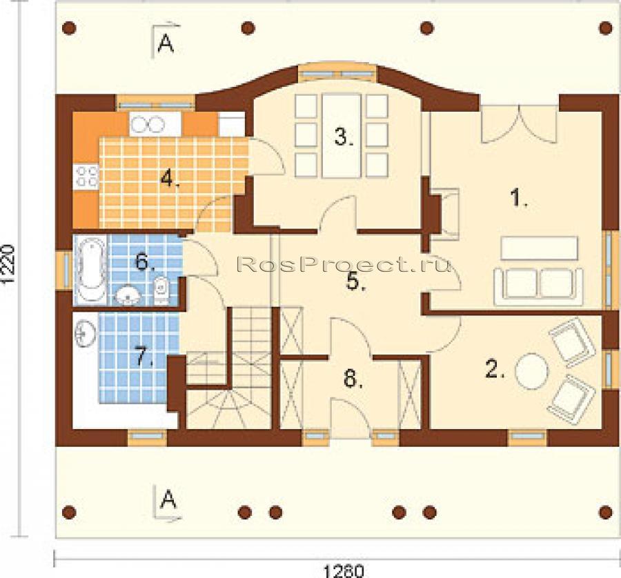 Что лучше одноэтажный дом или коттедж с мансардой 84