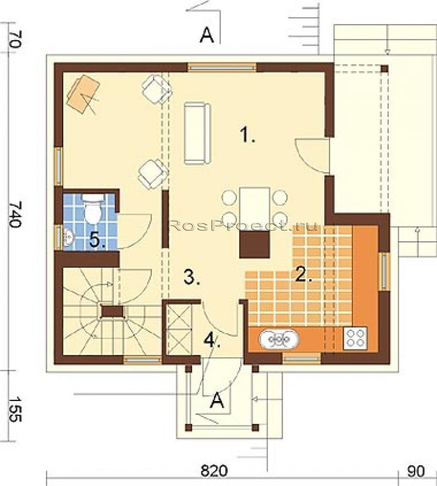 Строим дом с цокольным этажом с нуля